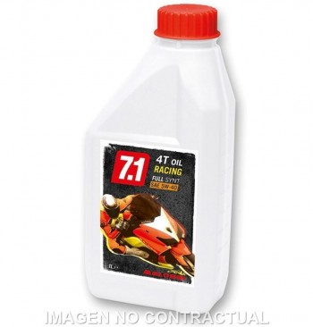 ACEITE MALOSSI RX RACING 4T (SAE 5W-40)     7613473
