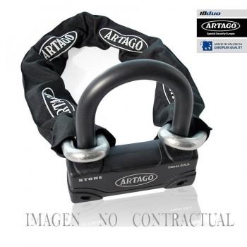 ANTIRROBO ARTAGO 18 DUO 18ART120 + ANTIRROBO CADENA 14100 120C100
