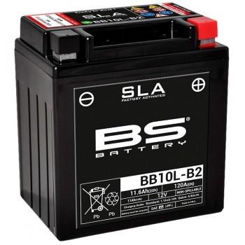 BATERIA BS YB10LB2 SLA