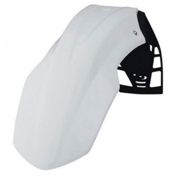GUARDABARROS DELANTERO POLISPORT  UNIVERSAL FREEFLOW BLANCO  8565200003