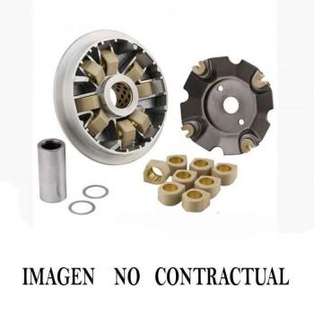 VARIADOR DR PULLEY PIAGGIO 250-300 2 KIT RODILLOS V201503M1